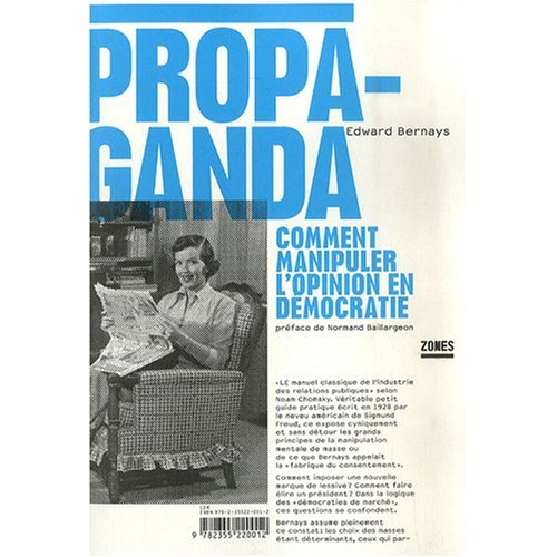 Propaganda Edward Bernays
